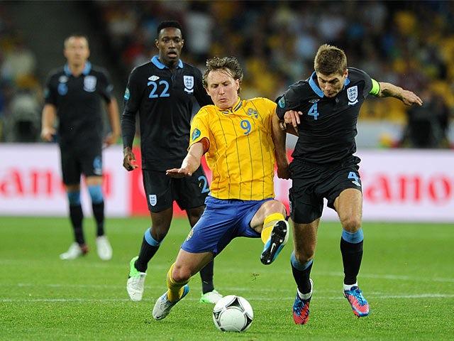 Steven Gerrard, Kim Kallstrom