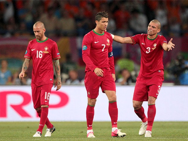 Result: Ronaldo fires Portugal to victory