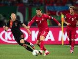 Cristiano Ronaldo, Arjen Robben