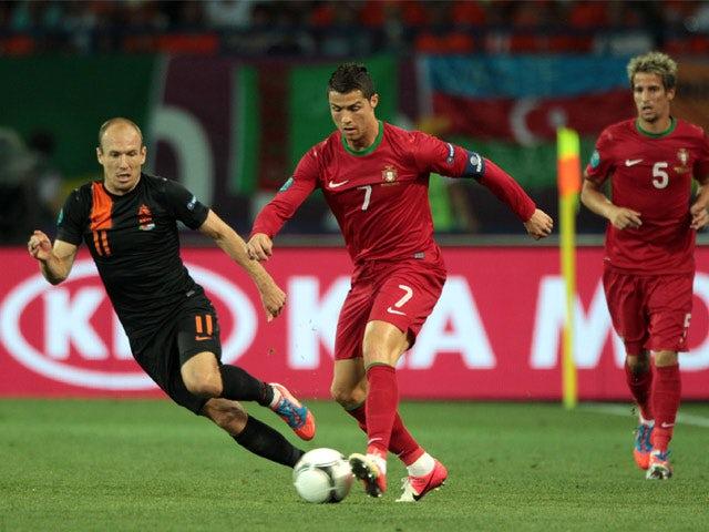 Hà Lan vs Bồ Đào Nha