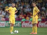 Marko Devic, Andriy Shevchenko