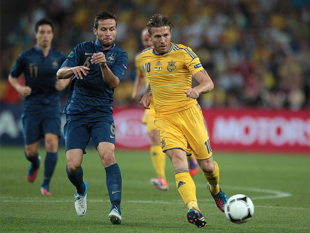 Voronin retires from international football