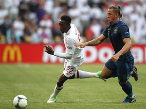 Live Commentary: Euro 2012: Sweden 2-3 England - as it happened