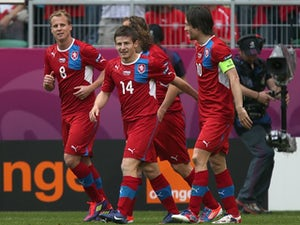 Result: Greece 1-2 Czech Republic