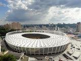 Olympic Stadium in Kiev