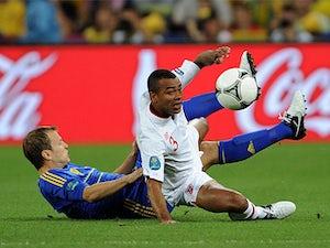 In Pictures: Euro 2012 - England 1-0 Ukraine