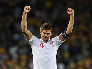 Gerrard: 'England can win World Cup'
