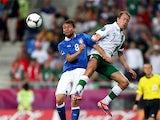Claudio Marchisio, Aiden McGeady