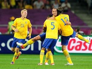 Hamren praises 'historic' Sweden