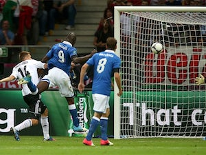 Live Commentary: Italy 1-2 France - as it happened