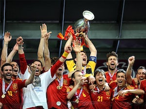 Spanish fans to miss Belarus clash?