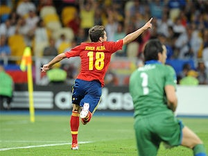 Alba delighted to be at Barcelona