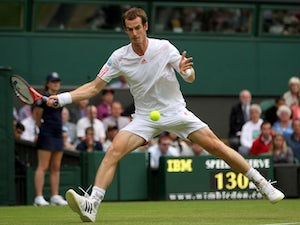 Murray targets Grand Slam