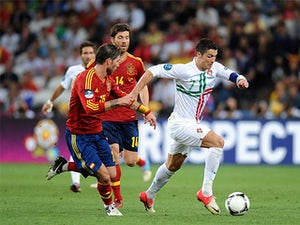 Ronaldo 'proud' of Portugal performance