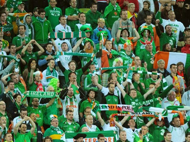 Result: Ireland earn draw in Sweden