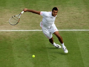 Result: Tsonga knocked out of US Open