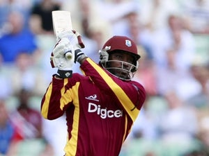 Result: Gayle century leads West Indies to win