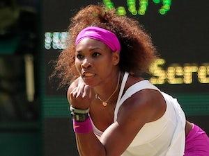 Result: Serena blasts her way to round two