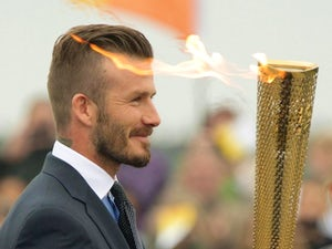 Beckham's Olympic speedboat for sale