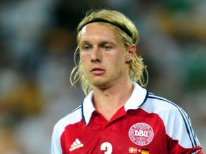Kjaer, Kahlenberg left out of Denmark squad