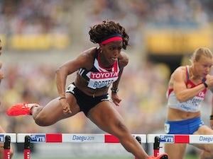 Result: Porter misses out on 100m hurdles final