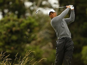 Woods in contention in Malaysia
