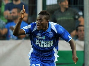 Lorient 3-0 Nancy