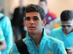 Oscar wants Neymar to join Chelsea