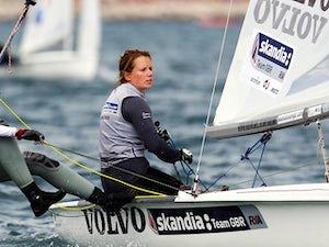 Result: GB win silver in women's 470