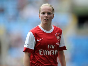 Result: Arsenal Ladies win Continental Cup