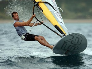 Dempsey wins second windsurfing world title
