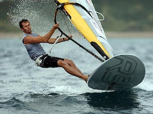 Result: GB's Dempsey wins silver in windsurfing