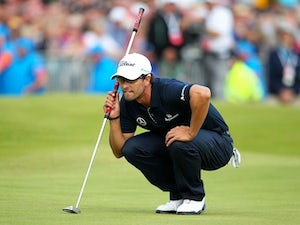 Scott, Oosthuizen share lead in China