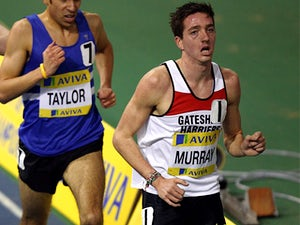 Result: Ross Murray out of 1500m