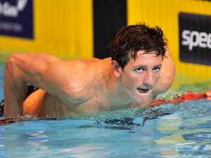 Result: Jamieson wins breaststroke silver