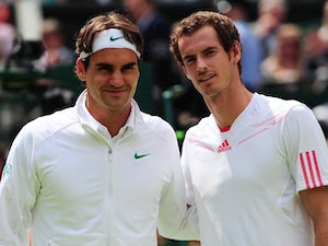 Murray, Federer drawn in same Wimbledon half