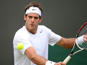 Del Potro to ignore pain for Argentina