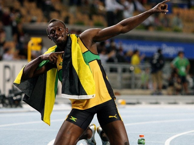 Bolt wants to run faster