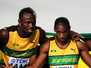 Blake: 'I expected Bolt to beat me'