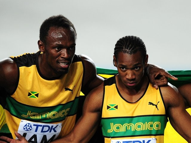 Preview: Olympic men's 200m - Bolt vs. Blake part two