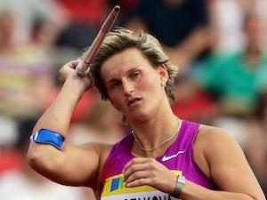 Result: Spotakova defends Olympic javelin title