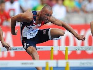 Result: Turner wins 110m hurdles heat