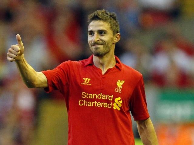 Borini: 'Liverpool career starts now'