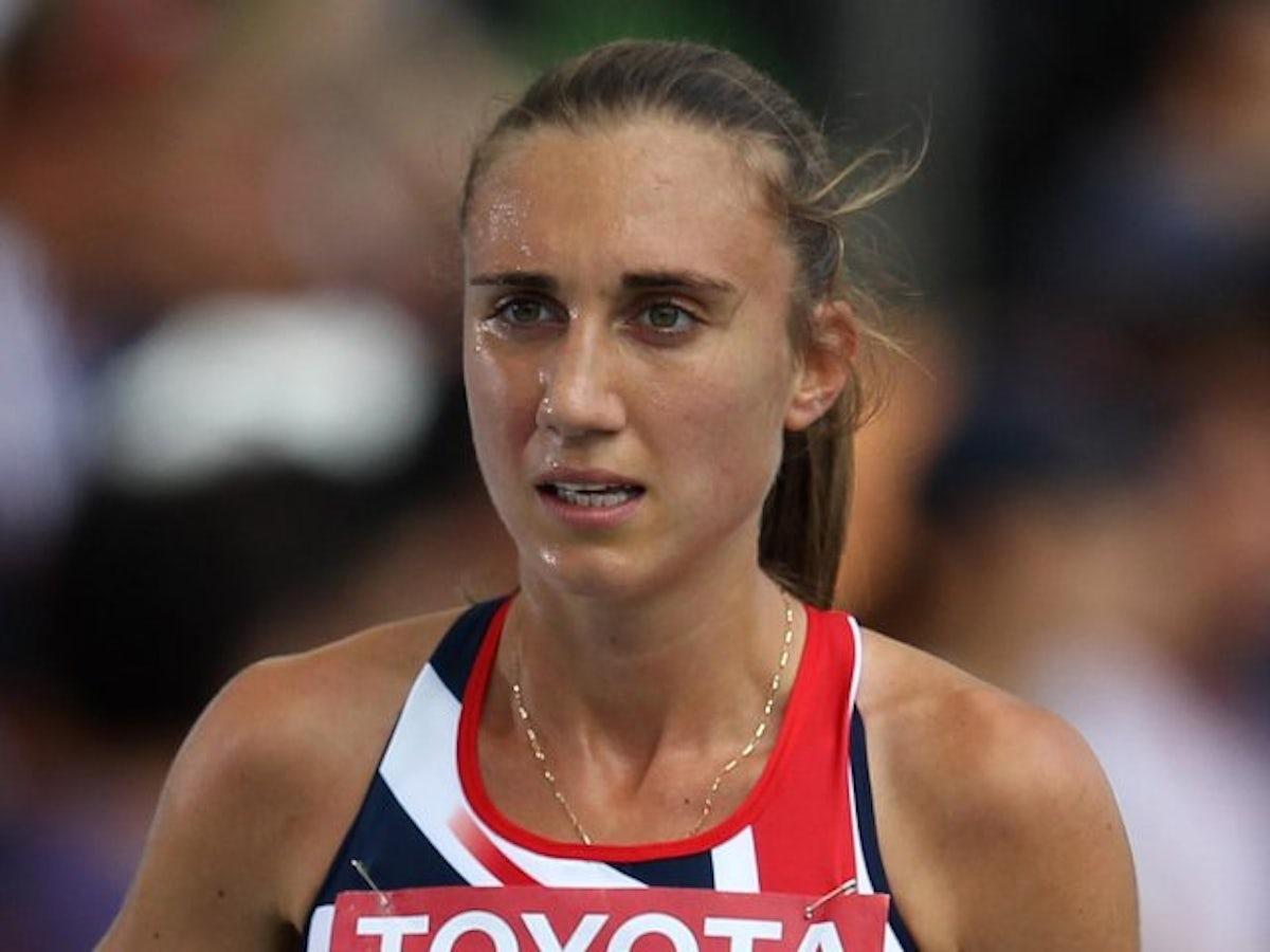 Nuria Lewinsky result: lisa dobriskey wins 1500m heat - sports mole
