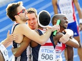 Team GB relay