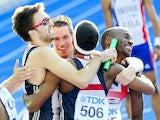 Team GB relay