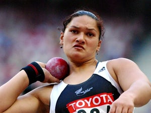 Result: Adams into shot put final