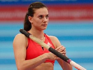 Isinbayeva: 'I will be in Rio'