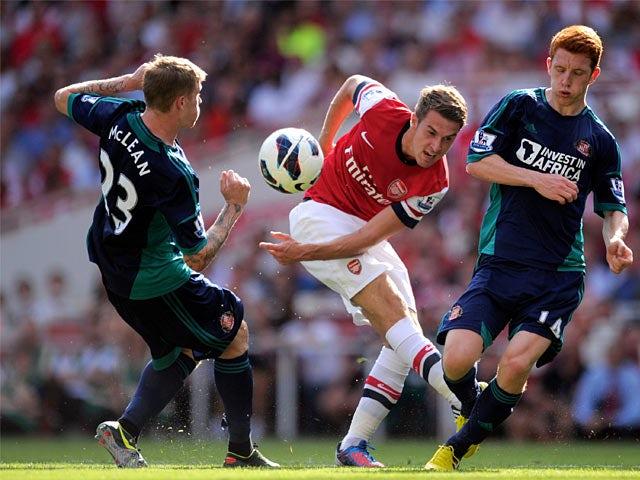 Ramsey hails defensive improvement