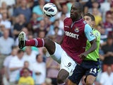 Carlton Cole, Matthew Lowton